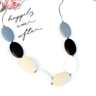 alex silicone necklace