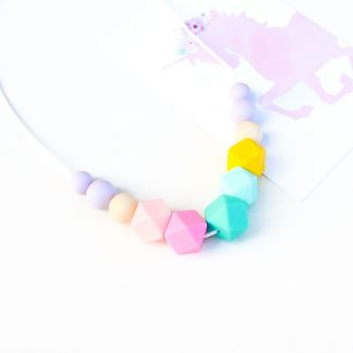 audrey silicone necklace