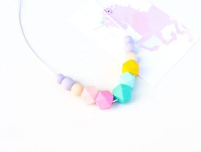 audrey silicone necklace