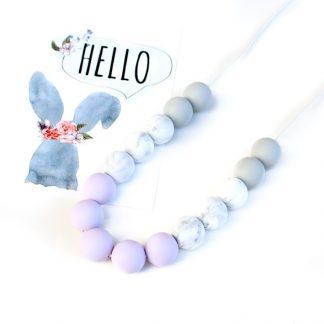 cara silicone necklace