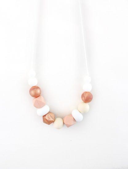 silicone necklace casey