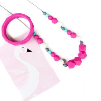 rosanna silicone necklace