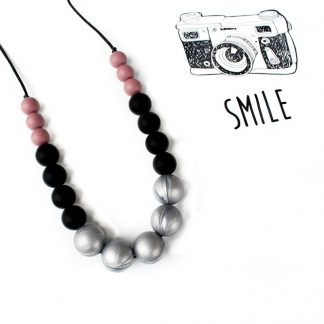 skye silicone necklace