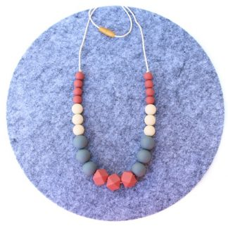 Hallie Silicone Necklace